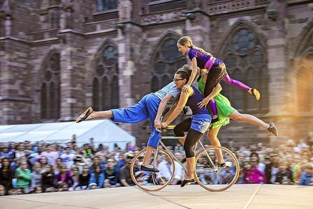 Circus Harlekin stellt neues Programm