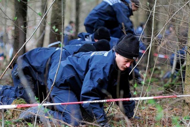 Wo ist die Leiche der getöteten Elzacherin?