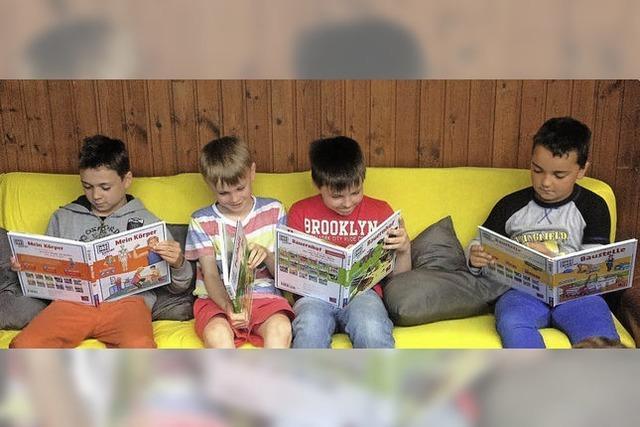 Lesen ist die Mutter aller Wissen