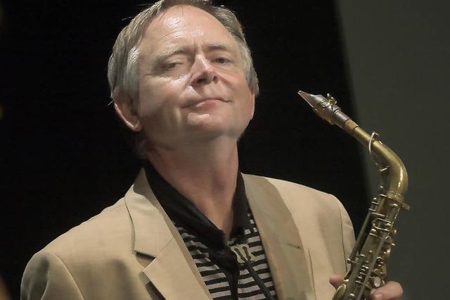 Wim Mauthe und seine Band Jazz Affair im La Corona in Freiburg