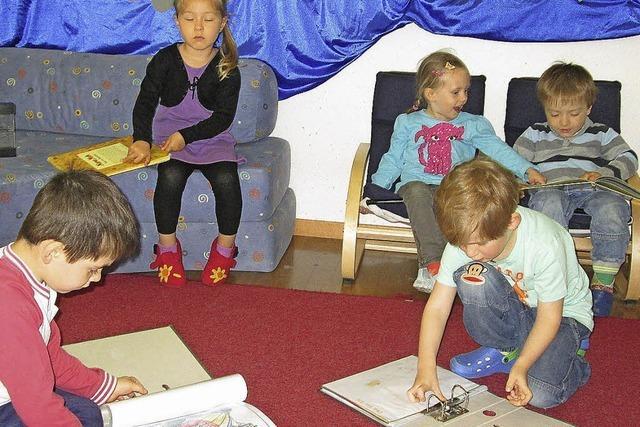 Lörrachs erste Kleinkinderschule