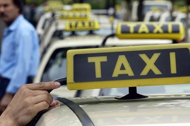 Mehr Wettbewerb bei Taxiunternehmen