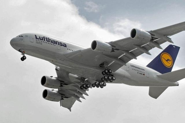 Lufthansa schlägt neuen Kurs ein