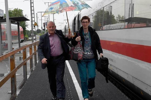 Minister Hermann verspricht Unterstützung