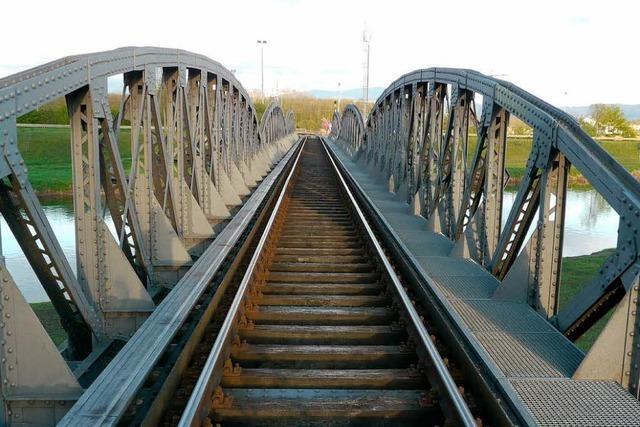 364 Eisenbahn-Brücken in Südbaden sind beschädigt
