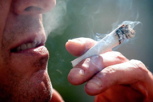 Kräuter-Joints sind schwer zu verbieten