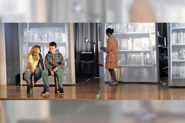Theater mit Biss