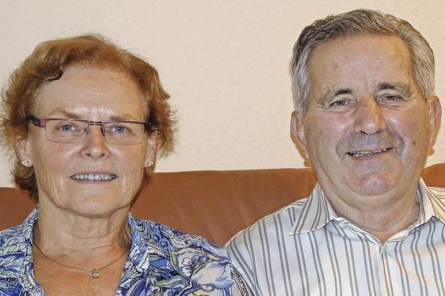 Irene und Erich Rieger haben ihren Heimatort geprägt