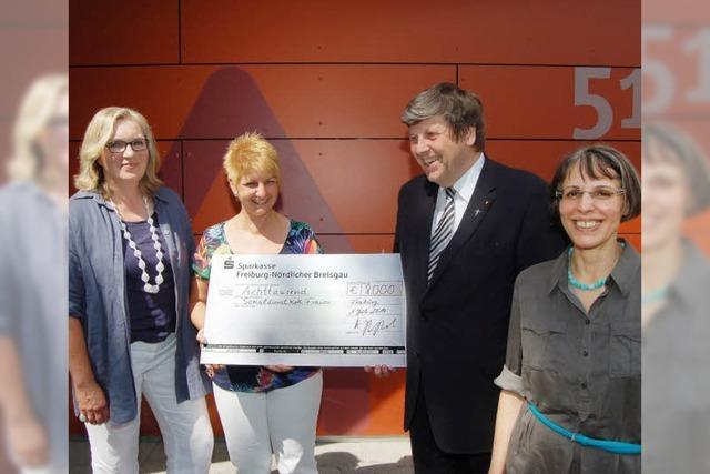 8000 Euro für Kompetenzbörse