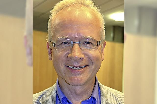 Thomas Berninger ist Vorsitzender der Kämmerer