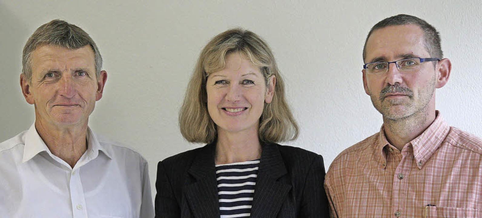 Barbara Berhorst vom Regierungspräsidi...Sein Nachfolger wird  Sven Steinlein.   | Foto: privat