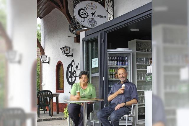 Café und Kleinkunstbühne: Im