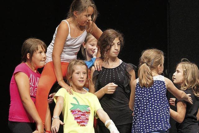 Bewegungslust und Kreativität von Kindern fördern
