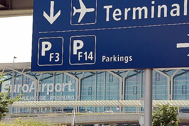 Keine Änderung am Euro-Airport