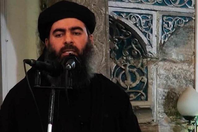 Isis strebt nach Massenvernichtungswaffen