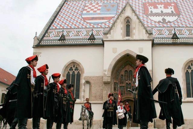 Zagreb – eine Stadt wie ein Fest