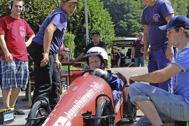 Junge Rennfahrer gesucht!