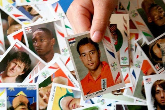 15000 WM-Sticker geschmuggelt