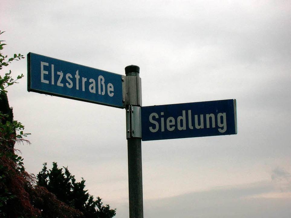 Betroffen sind diese beiden Straßen.  | Foto: Sylvia-Karina Jahn