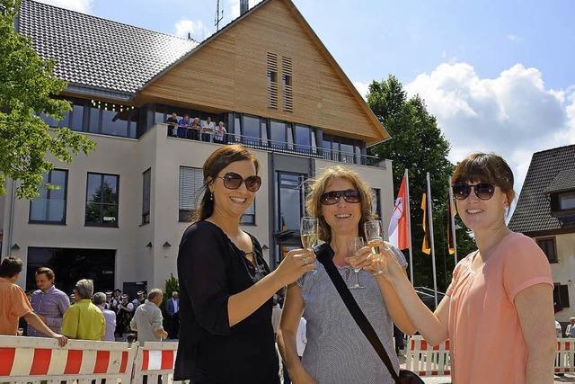 Gemeindehaus für 2,6 Millionen Euro am Kirchberg