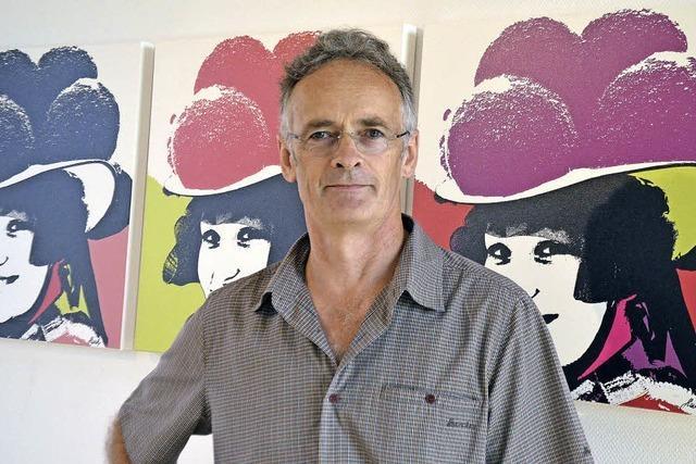 Hardy Kleiser: Pop Art mit Bollenhut
