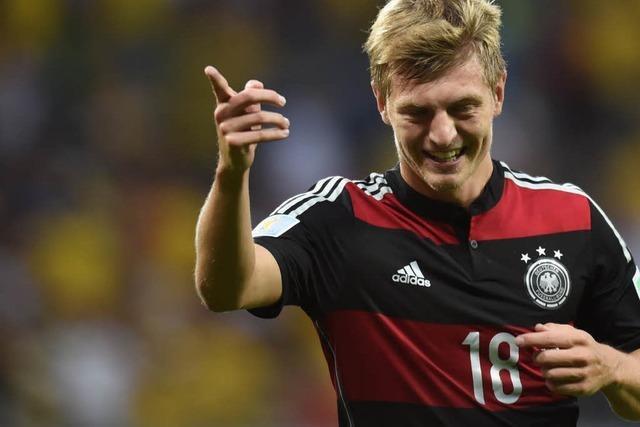 WM-Finale 2014: Vieles spricht für Deutschland