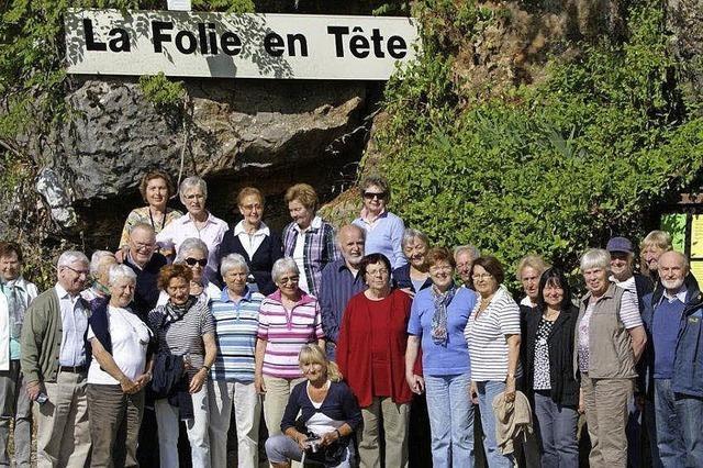 Begeistert von der Ardèche