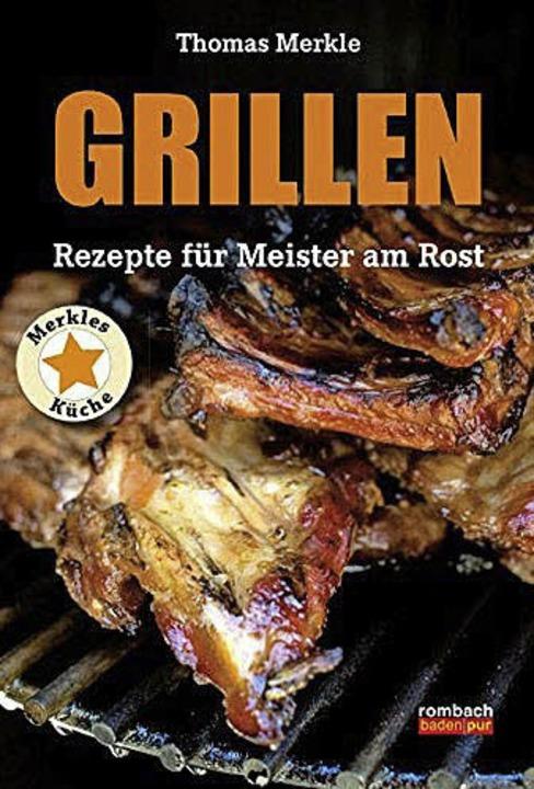 Cover: Thomas Merkle, Grillen  | Foto: Verlag