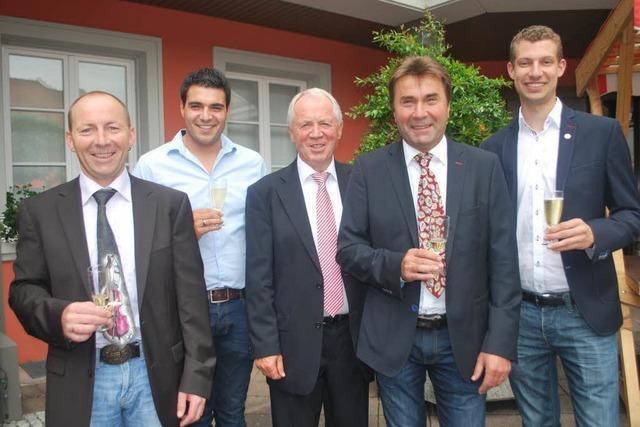 Internationaler Grauburgunderpreis 2014 wurde in Ihringen vergeben