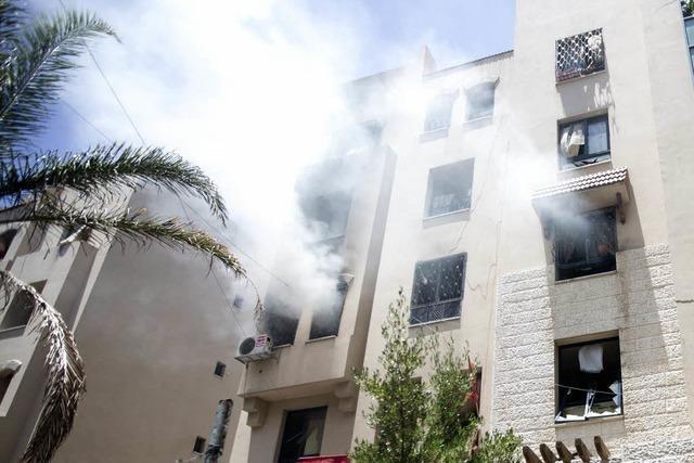 Hamas profitiert von Raketenkrieg