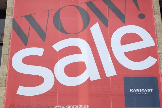 Steht der Ausverkauf von Karstadt kurz bevor?