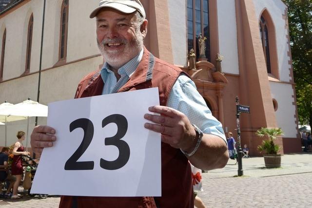 Das Geheimnis der Zahl 23