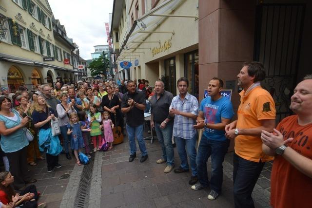 Fotos: Lörrach singt 2014