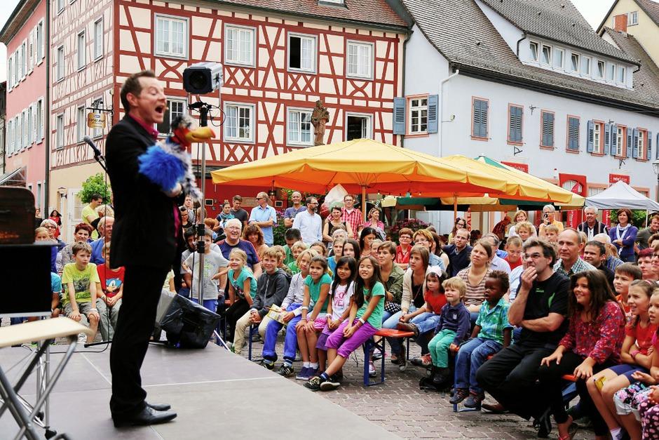 Das Kukuk-Festival in Ettenheim (Foto: Sandra Decoux-Kone)