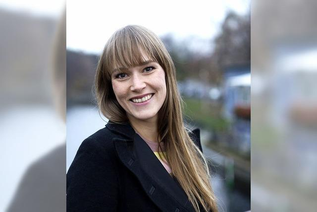 Sabine Kray liest in Kandern