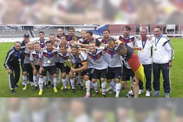 Ralf Kaufmann führt Deutschland zum Titel