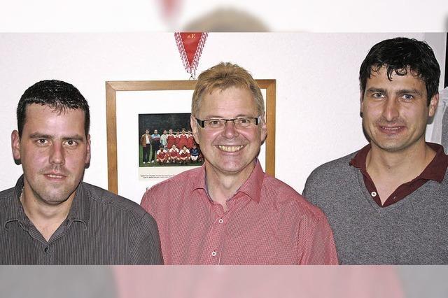 Der FC Bergalingen hat nun einen Präsidenten