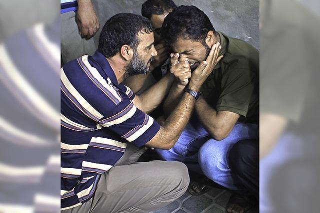 In Gaza droht eine humanitäre Katastrophe
