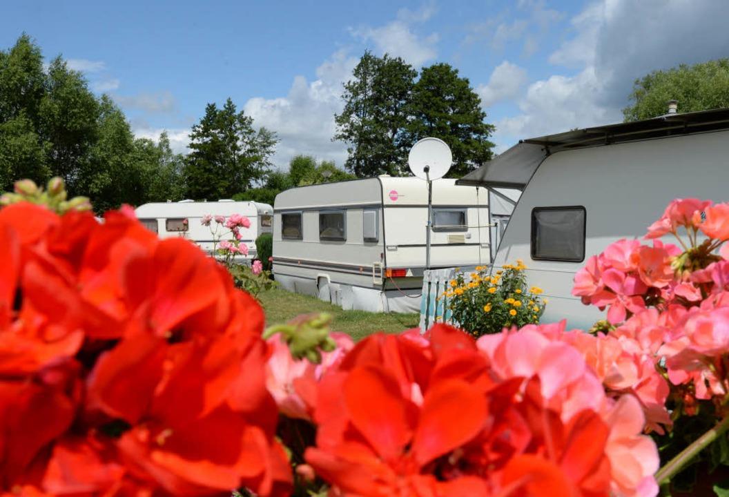 Camping-Idylle  | Foto: dpa