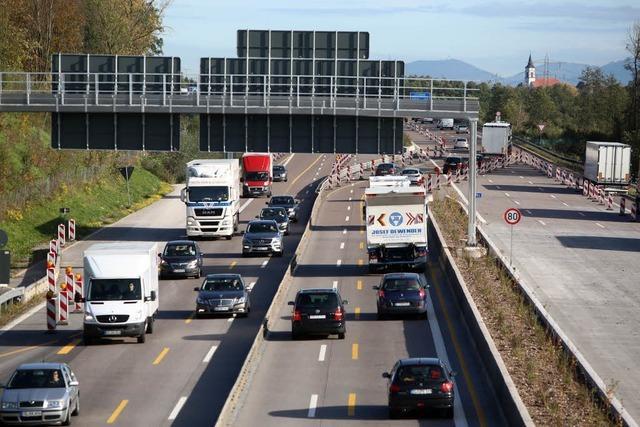 Baustellen ade: Freie Fahrt auf der A5 in der Ortenau