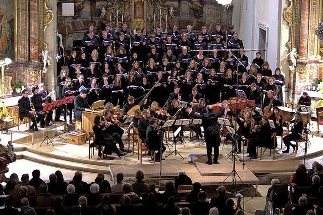 Konzert der Evangelischen Studentenkantorei Freiburg wird verschoben
