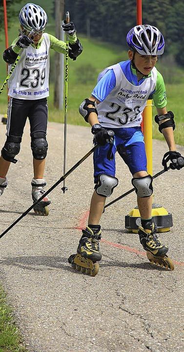 Spaß und Action war beim Sommersporttag geboten.  | Foto: Heinrich Fehrenbach