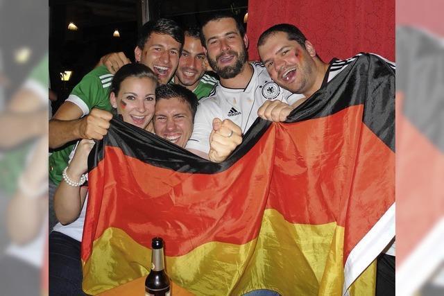 WM-Finale in Jogis Wohnort - so jubelt Wittnau für den Bundestrainer