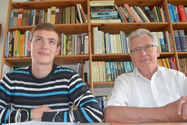 Zwei Generationen in einem Gremium