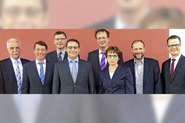 Klaus Muttach bleibt Fraktionschef