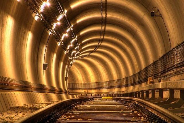 Offenburg soll Eisenbahntunnel mit zwei Röhren bekommen
