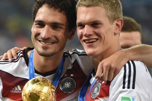 Matthias Ginter – Weltmeister mit Familien-Support