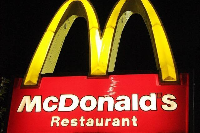McRückzieher in Eimeldingen: McDonald's will nicht mehr