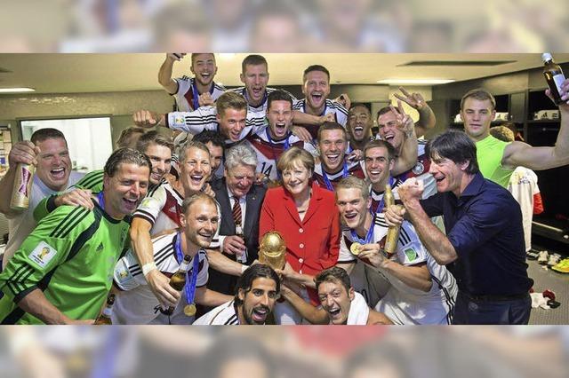 """Deutschland: """"Wahre Champions"""""""