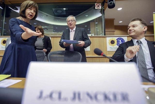 EU-Parlament stimmt über Juncker als Kommissionspräsidenten ab